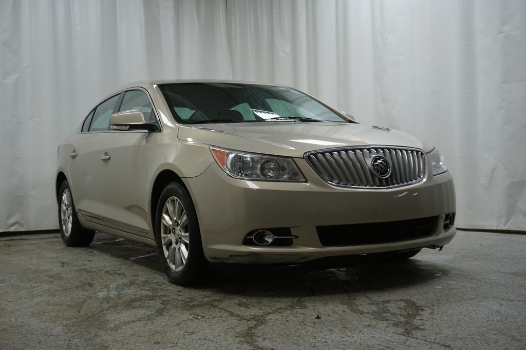 Pre-Owned 2012 Buick LaCrosse Premium I Group