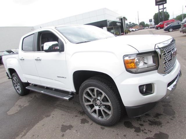 New 2019 Gmc Canyon B21338 Champion Gmc Buick