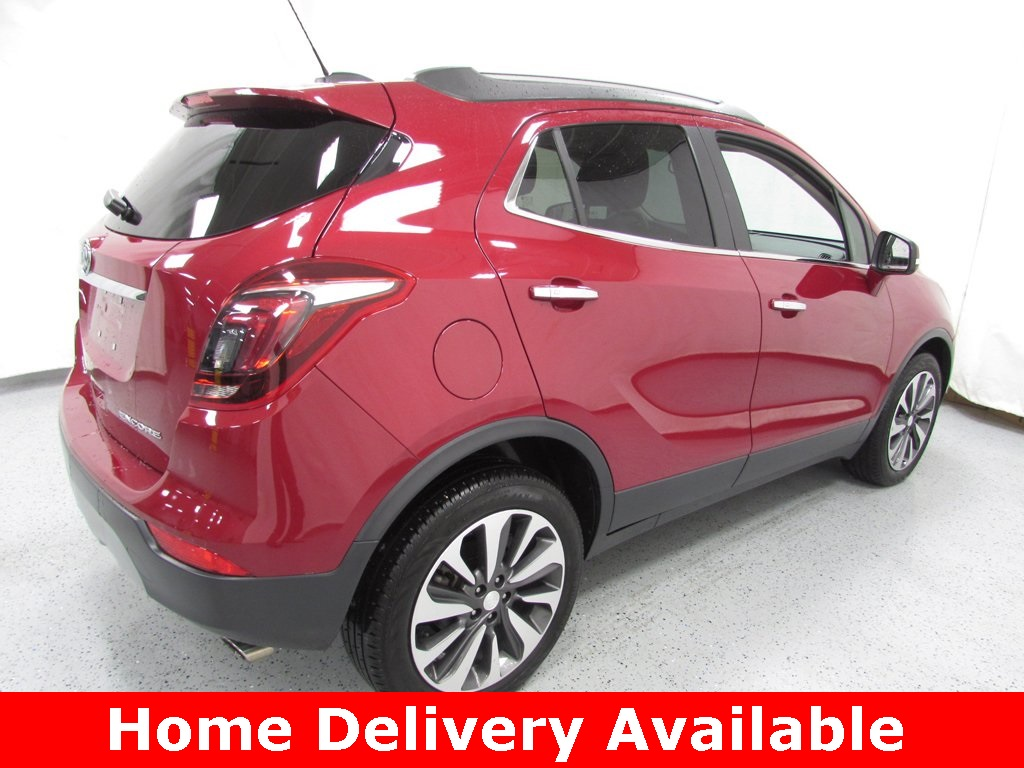 Certified Pre-Owned 2018 Buick Encore Preferred II