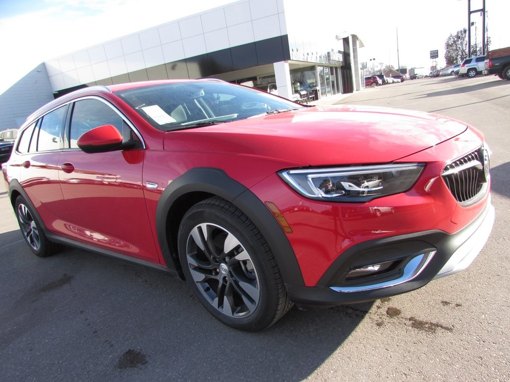 New 2019 Buick Regal Tourx B1644 Champion Gmc Buick