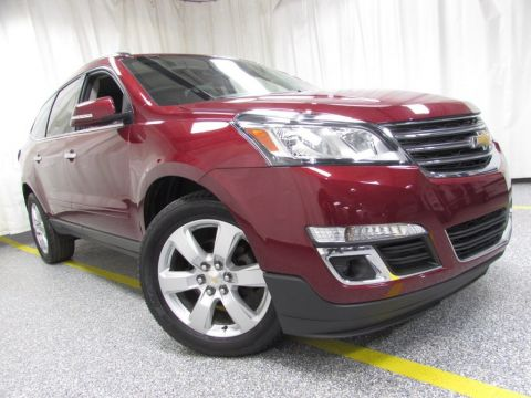 Pre-Owned 2016 Chevrolet Traverse LT 1LT