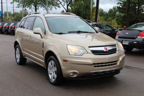 Pre-Owned 2008 Saturn VUE XR