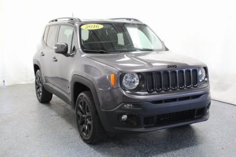 Pre-Owned 2016 Jeep Renegade Latitude JUSTICE